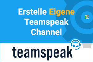 Eigene Teamspeak Channel